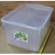 Plastic Storage Container 20L