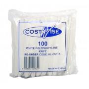 Plastic Knives 100pk