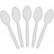 Plastic Teaspoons (Pack of 100)