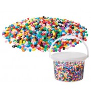 Hama Beads Small Asstd 500g
