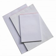 Office Pad A5 Ruled (90 Leaf) - 20 Pack