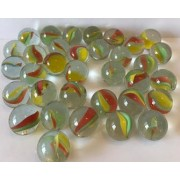 Glass Marbles 16mm (Pack of 50)