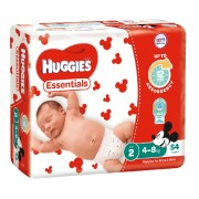 Huggies Nappies - Infant (MEGA Pack of 216)