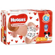 Huggies Nappies - Medium Crawler (MEGA Pack of 208)