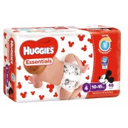 Huggies Nappies Size 4 - Large Toddler (Pack of 184)