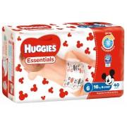 Huggies Nappies - Junior (MEGA Pack of 160)