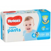 Huggies Nappy Pants - Toddler Boy (Pack of 29)