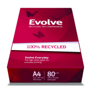 Recycled Copy Paper A4 - Carton (5 Reams of 500)