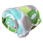 Blanket Fleece Green