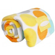Blanket Fleece Yellow