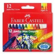 Crayons Jumbo Wax 12 Pack