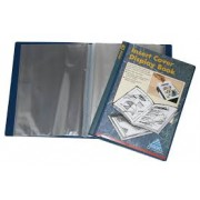Display Book Navy Colby A4 40 Pockets