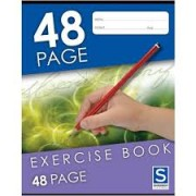 Exercise Book 225x175mm - 48 Pages