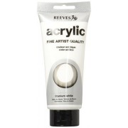 Paint Acrylic 75ml - White