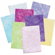 Paper Cobweb A4 Assorted 40 Pack