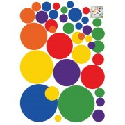 Moveable Vinyl Dots 35 Pack