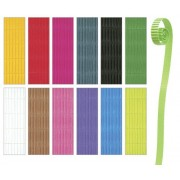 Corrugated Construction Strips 60 Pack