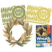 Cardboard Wreath -Leaves 30 Pack