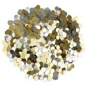Confetti Metallic 60g (Gold & Silver)