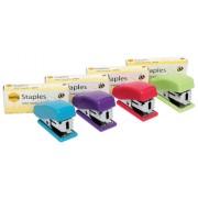 Stapler Mini 26/6 with Staples (Pack)