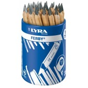 Pencil Graphite Lyra - Ferby Nature  Tub of 36