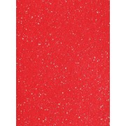 Christmas Felt Sheets A4 Glitter 10 Pack