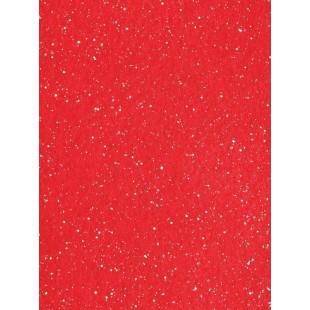 Christmas Felt Sheets A4 Glitter 10 Pack