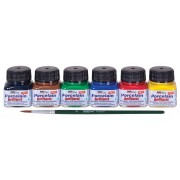 Porcelain Paints 20ml Assorted Set of 6