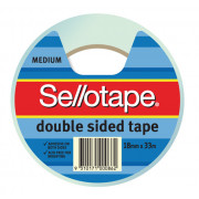 Double Sided Tape 18mm x 33 m