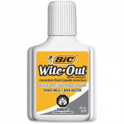 Correction Fluid Bic 20ml Wite-Out