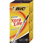 Pen Bic Cristal Black (Pack of 50)