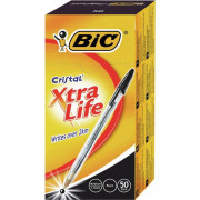 Pen Bic Cristal Black 50s