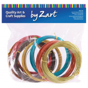 Creative Soft Wire Assorted - 60 Metre