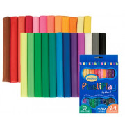PlastiPlay Assorted 24 Pack