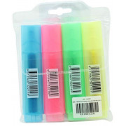 Highlighters 4 Colour Pack
