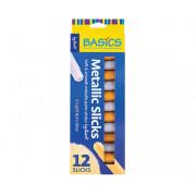 Metallic Slicks (Pack of 12)