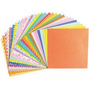 Origami Paper 15x15cm Pattern 300 Pack