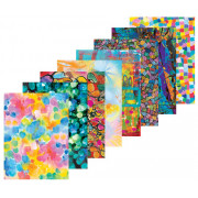 Pattern Paper Arty A4 40 Pack