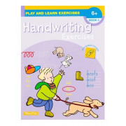 Play and Learn Exercises - Handwriting Book 4