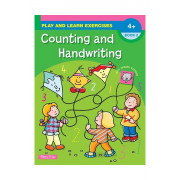 Play and Learn Exercises - Counting and Handwriting Book 2