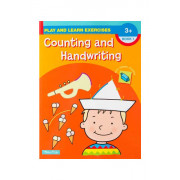Play and Learn Exercises - Counting and Handwriting Book 1