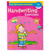 Play and Learn Exercises - Handwriting Book 2