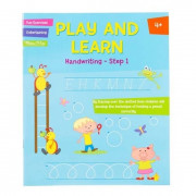 Play and Learn Activity - Handwriting Step 1