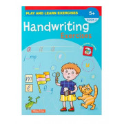 Play and Learn Exercises -Handwriting Book 3