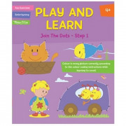 Play and Learn Activity - Join the Dots Step 1