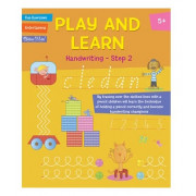 Play and Learn Activity - Handwriting Step 2