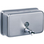 Soap Dispenser Horizontal Stainless Steel