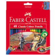 Pencils Faber Classics 48 Pack