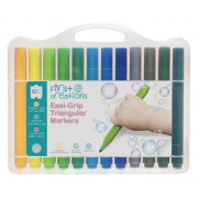 Markers Easi-Grip Triangular 24 Pack