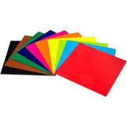 Kinder Paper Squares Xmas  254x254